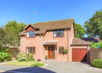 Thumbnail 4 bed detached house for sale in Copse Way, Finchampstead, Wokingham