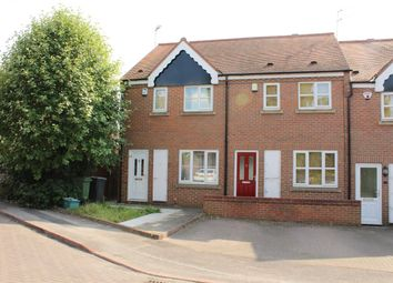Thumbnail 2 bed end terrace house to rent in Foss Court, Huntington Road, York