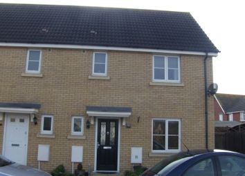 Thumbnail 3 bed end terrace house to rent in Anchorage View, St Lawrence