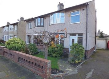 Thumbnail 3 bed semi-detached house for sale in Minehead Avenue, Burnley, Lancashire