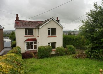 Thumbnail 4 bedroom detached house for sale in Sunnybank Road, Griffithstown, Pontypool