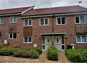Thumbnail 2 bed terraced house for sale in Mallory Road, Everest Park, Basingstoke