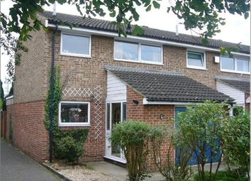 Thumbnail 3 bed semi-detached house to rent in Beaufort Close, Bicester