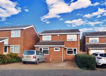 Thumbnail 4 bed detached house for sale in Churchill Avenue, Wellingborough