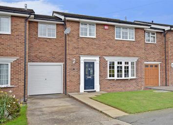 Thumbnail 4 bed terraced house for sale in Frosthole Crescent, Fareham, Hampshire