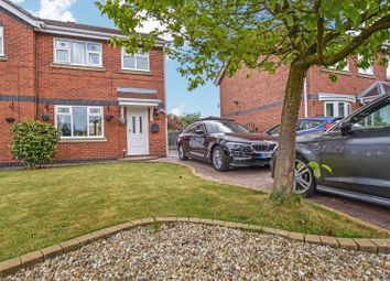 3 bed semi-detached house for sale in Haseley Close, Radcliffe, Manchester M26