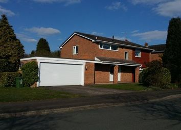 Thumbnail 3 bed property to rent in Eaton Drive, Alderley Edge