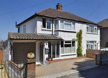 Thumbnail 3 bed semi-detached house for sale in Hartslands Road, Sevenoaks