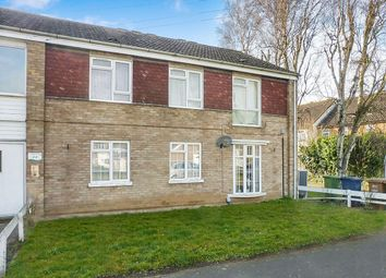 Thumbnail 2 bed flat for sale in Holmes Drive, Wisbech
