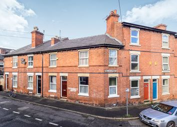 Thumbnail 2 bed terraced house for sale in Wallan Street, Nottingham