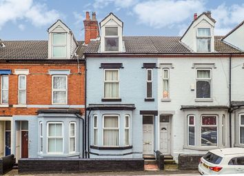 Thumbnail 4 bed terraced house to rent in Hartley Road, Nottingham