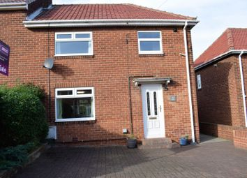 Thumbnail 3 bed semi-detached house for sale in Rydal Mount, Newbiggin-By-The-Sea