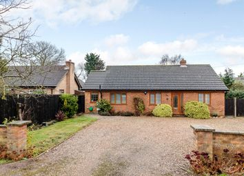 Thumbnail 3 bed detached bungalow for sale in Ferry Bank, Downham Market, Norfolk