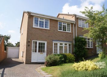 Thumbnail 3 bedroom detached house to rent in Grasmere Road, Farnham