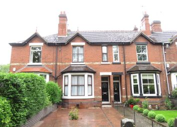 Thumbnail 3 bed terraced house for sale in Lichfield Road, Stafford