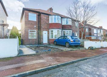 3 bed flat for sale in Swinley Gardens, Newcastle Upon Tyne NE15