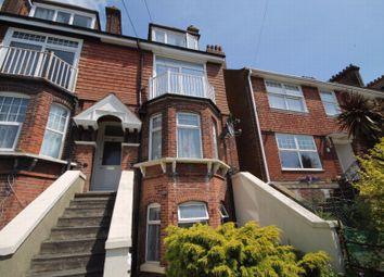 Thumbnail 1 bedroom flat to rent in Salisbury Road, Dover