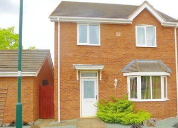 Thumbnail 4 bed property to rent in Park Home Avenue, Hampton Vale, Peterborough