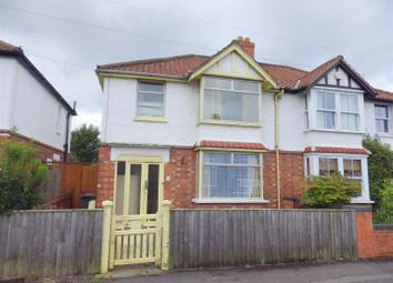 Thumbnail 3 bed semi-detached house for sale in Lewisham Road, Gloucester
