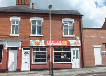 Thumbnail Retail premises to let in Breedon Street, Highfields, Leicester