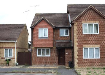 Thumbnail 2 bed terraced house to rent in Westminster Way, Lower Earley, Reading, Berkshire