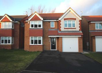 Thumbnail 5 bed detached house to rent in Heather Lea, Bebside, Blyth