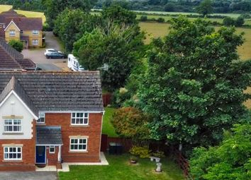 Thumbnail 4 bed detached house for sale in Casterton Close, Stanwick, Northamptonshire
