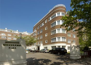 Thumbnail 3 bedroom flat for sale in Stockleigh Hall, 51 Prince Albert Road, St John's Wood