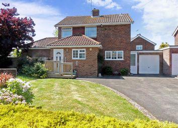 Thumbnail 3 bed detached house for sale in Merton Close, West Meads, Bognor Regis, West Sussex