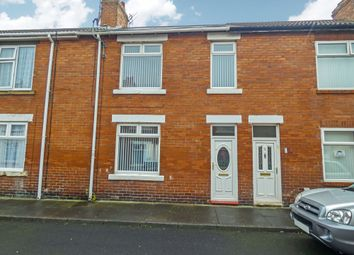 Thumbnail 3 bed terraced house to rent in Meldon Terrace, Newbiggin-By-The-Sea