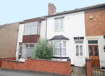 Thumbnail 2 bed terraced house to rent in Cambridge Street, Rugby