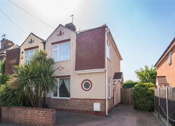 Thumbnail 3 bed semi-detached house for sale in Chivers Road, Chingford, London