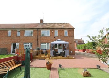 Thumbnail 3 bed end terrace house for sale in Manor Row, Upsall Road, South Kilvington, Thirsk