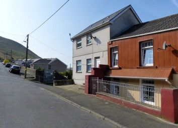 Thumbnail 1 bedroom terraced house for sale in John Street, Nantymoel, Bridgend, Bridgend County.