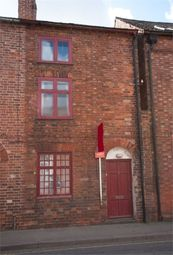 Thumbnail 2 bed terraced house for sale in Station Road, Market Bosworth, Leicestershire