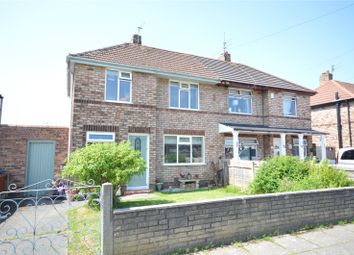 Thumbnail 3 bedroom semi-detached house for sale in Faringdon Close, Hunts Cross, Liverpool