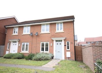 Thumbnail 3 bed semi-detached house for sale in Sanderling Way, Forest Town, Mansfield, Nottinghamshire