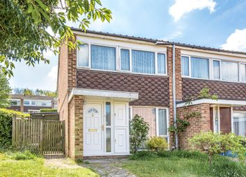 Thumbnail 3 bed end terrace house for sale in Osward, Courtwood Lane, Forestdale, Croydon