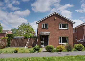 Thumbnail 4 bed detached house for sale in Ladybank Road, Mickleover, Derby
