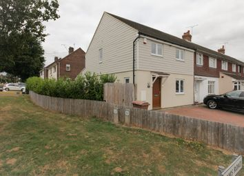 3 bed end terrace house for sale in Pyms Road, Galleywood, Chelmsford CM2