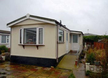 Thumbnail 1 bed mobile/park home for sale in Prebend Lane, Stonecliff Park, Welton