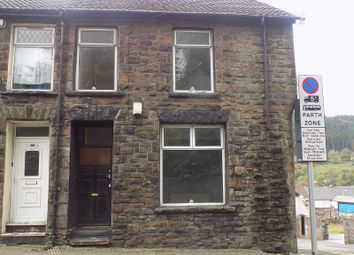 3 bed end terrace house for sale in Llewellyn Street, Pentre, Rhondda, Cynon, Taff. CF41