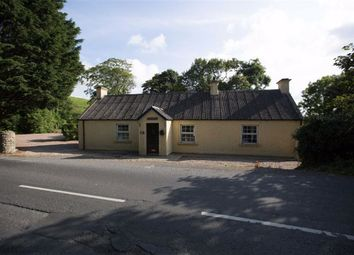 Thumbnail 2 bedroom cottage for sale in Crossgar Road, Ballynahinch, Down