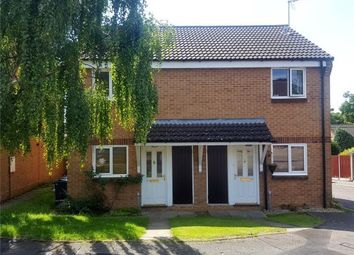 Thumbnail 2 bed terraced house for sale in Carnation Drive, Saffron Walden, Essex