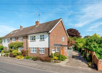 Thumbnail 3 bed terraced house for sale in West End Lane, Esher, Surrey