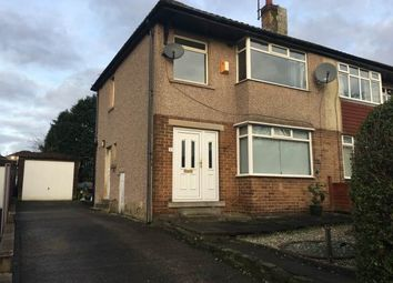 Thumbnail 3 bedroom property to rent in Sherwell Rise, Allerton, Bradford