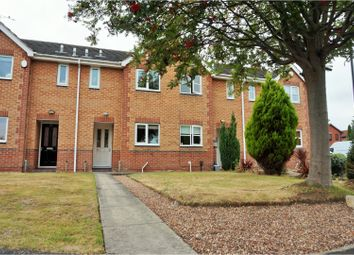 Thumbnail 2 bed terraced house for sale in Clearwell Croft, Cusworth, Doncaster