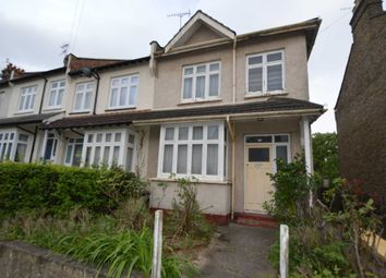 Thumbnail 3 bed end terrace house for sale in Parkhurst Road, London