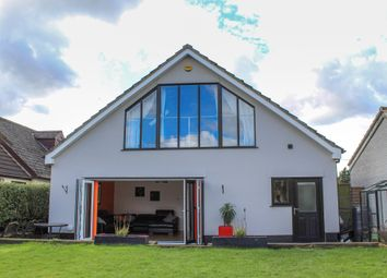 Thumbnail 4 bed detached bungalow for sale in Elm Tree Road, Lowestoft