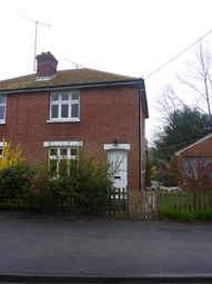 Thumbnail 3 bed semi-detached house to rent in Romsey Road, Kings Somborne